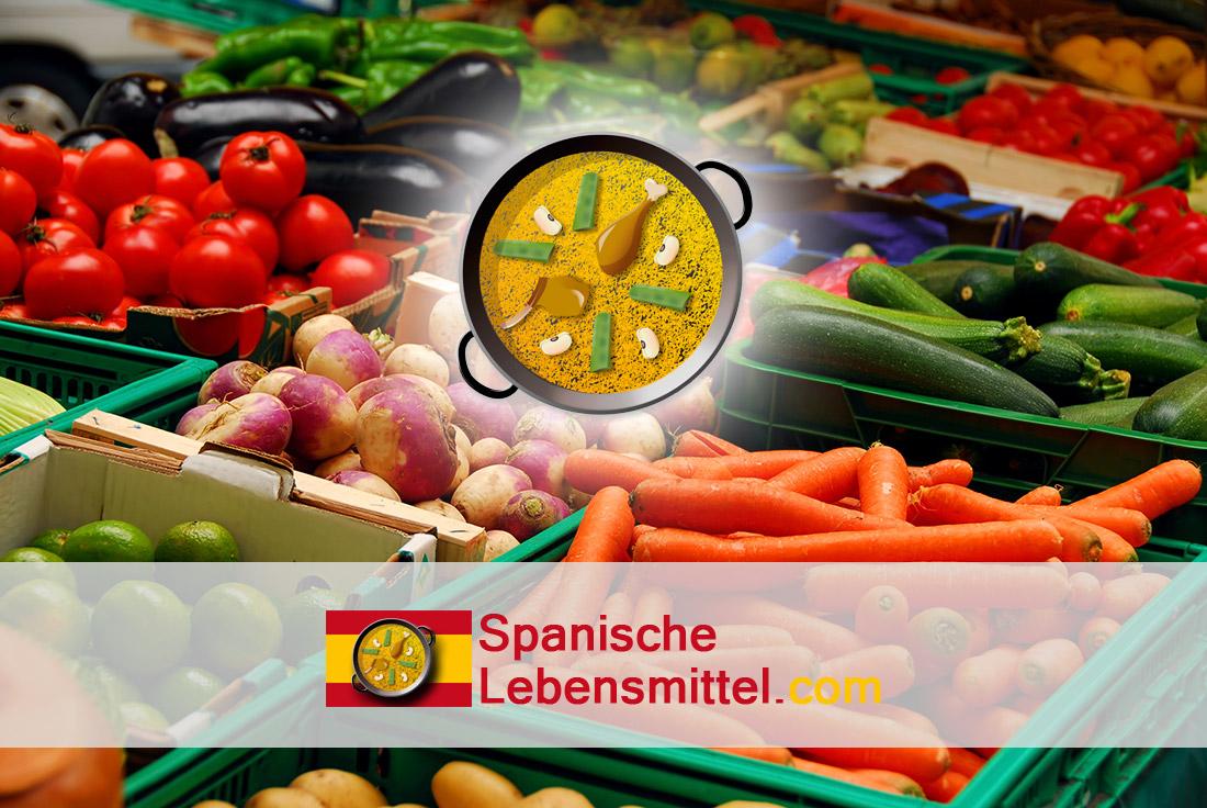 Spanische Lebensmittel: Import und Vertrieb - Spanische